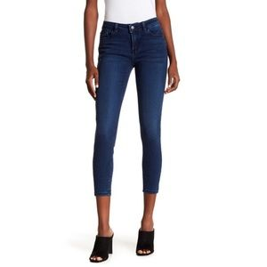 Kensie Insta Soft Skinny Jeans Cropped Mid Rise 6